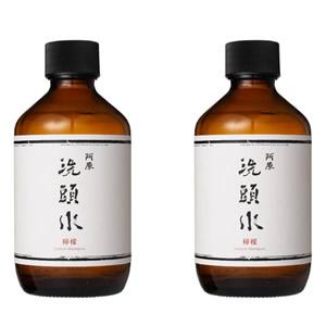 阿原植萃洗頭水-檸檬洗頭水兩瓶組