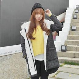 CHERRYKOKO連帽大衣