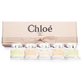 Chloé經典同名女性淡香水小香禮盒5入組(5ml*5)