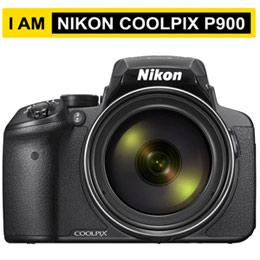 Nikon P900 83倍變焦 數位相機