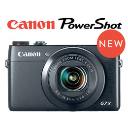 Canon PowerShot G7X 大感光元件隨身數位相  機