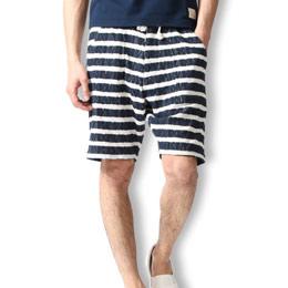 海洋風 短褲 膝上褲