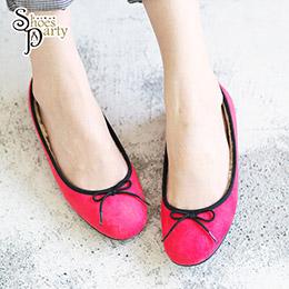 西班牙製O'kyti 柔軟絨面毛裡芭蕾舞鞋