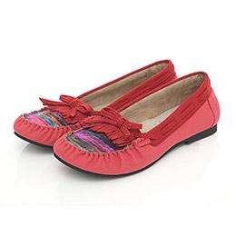 Alice's Rose流蘇莫卡辛鞋