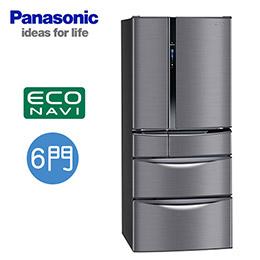 560L ECO NAVI 變頻六門冰箱