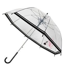 愛地球透明便利傘