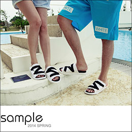 情侶款,可調式自粘矽膠海灘鞋