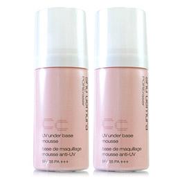 SHU UEMURA植村秀 UV泡沫CC慕斯SPF35 30g*2瓶(自然膚色)