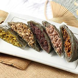傳統美味草仔粿6個(含運)