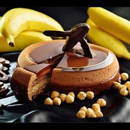 世界冠軍蛋糕師傅-陳立喆:水漾旋律巧克力蛋糕