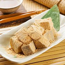窈窕甜點♥黑糖豆粉蕨餅