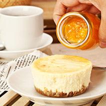 100%重乳酪起司蛋糕