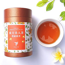 【極品東方美人茶】甜點絕搭好茶