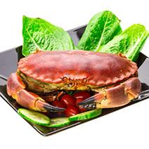 愛爾蘭原裝進口熟凍霸王蟹3隻