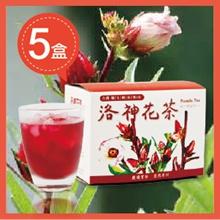 酸酸甜甜★洛神花茶 5盒組