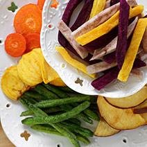 超人氣蔬果脆片五種口味一次入手