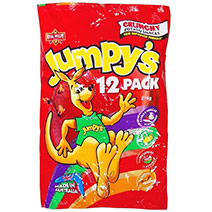 澳洲進口Jumpy's 3D袋鼠歡樂包216gx2包