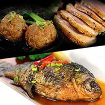 祭祖偷吃步-家常菜組合(4種食材)