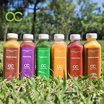 OC新鮮冷壓蔬果汁(6瓶裝)