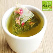 黃金超油切綠茶+重烘焙玄米綠茶