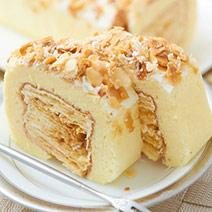 拿破崙派蛋糕