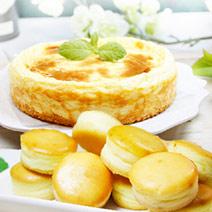 德式玫瑰生酪布丁蛋糕★特濃綜合乳酪球10入