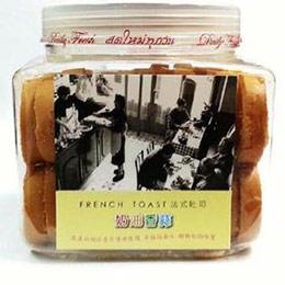三立法式吐司餅乾(奶油香蒜)