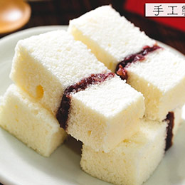 北海道紅豆牛奶蛋糕(8吋)