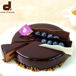 巧莓三重奏蛋糕6吋<br>買就送:客製化小卡