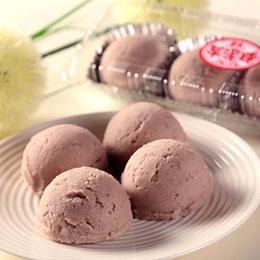 人氣暢銷芋泥球10盒<br>買就送:奶酥蛋糕