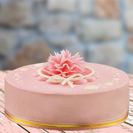 法式鄉村純手工覆盆莓草莓蛋糕