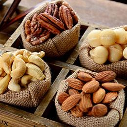 養生禮盒❤綜合果實+綜合鮮果+綜合堅果