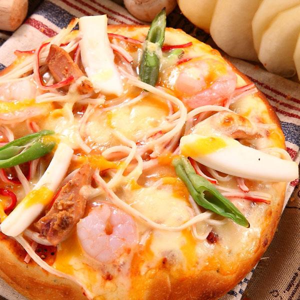 比薩任選6片★再送2片千層酥餅