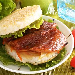 【鰻魚 / 鯛魚米堡】各3入