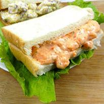 夏日輕食海鮮總匯沙拉5包入