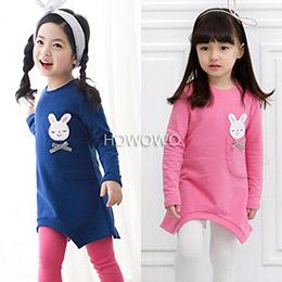 小兔長袖T恤