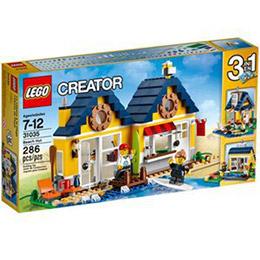 樂高積木LEGO-海灘小屋