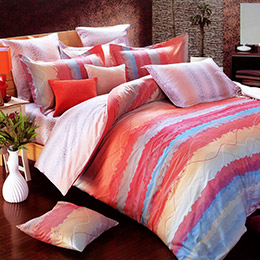 雙人100%純棉被套床包組