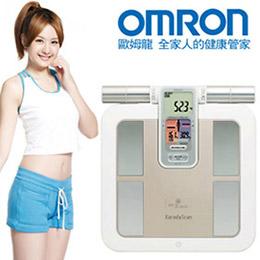 Omron 歐姆龍專業型體脂計HBF362