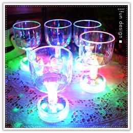 發光高腳杯LED發光杯