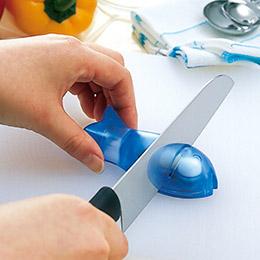 魚造型磨刀器