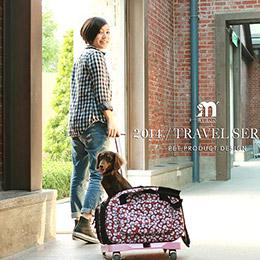旅遊必備*MOSI魔吸寵物萬用車*買就送EVA摺疊寵物包(第一代)