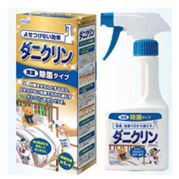 日本UYEKI 除菌型防螨噴液250ml