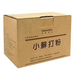 天然環保小蘇打粉清潔劑2KG超值量販包