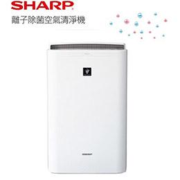 SHARP 高濃度自動除菌離子空氣清淨機 18坪