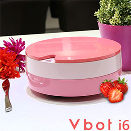 V-bot 超級鋰電池智慧型掃地i6蛋糕機