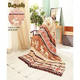 超細纖維法蘭絨雙人毯