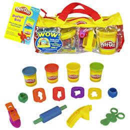 【 Play-Doh 培樂多 】手提黏土袋