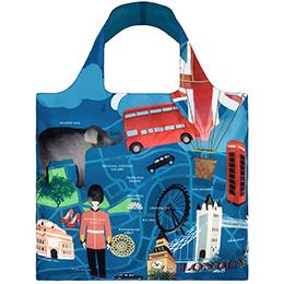 倫敦藍-城市系列春捲包