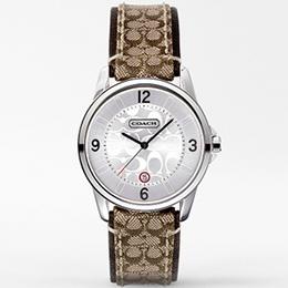 經典帆布款女錶32mm